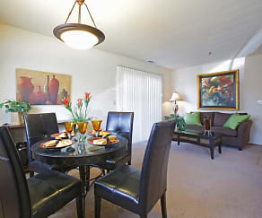 Dining Room, Cypress Landing