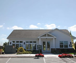 Leasing Office, Kennedy Highlands