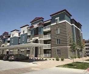 Building, Brickgate Apartments