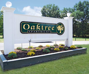Building, Oaktree Apartments