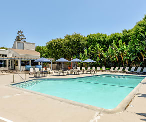 Pool, The Californian Fountain Apartments