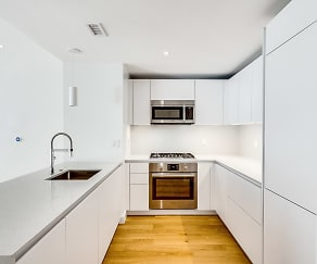 Kitchen, Ballston Place