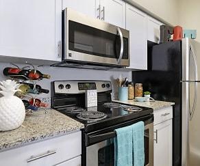 Kitchen, The Atlantic Mansfield
