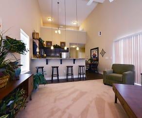 Living Room, The Villas of Fox Hollow
