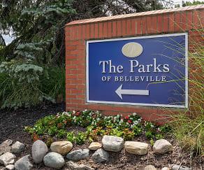 Building, The Parks of Belleville