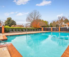Pool, Magnolia Terrace