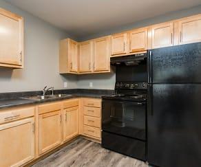 Kitchen, Gibson Creek
