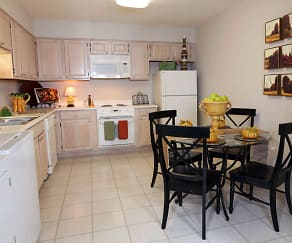 Kitchen, Lakeside Rental Center