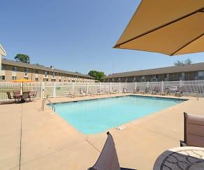 Pool, Wildwood Pool