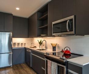 Kitchen, The Harvey