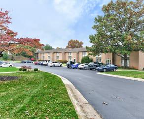 York Apartments, Helen Thackston Charter School, York, PA