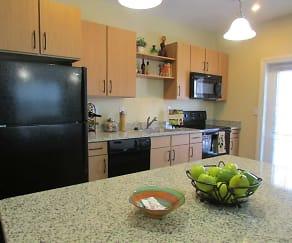 Kitchen, Tara Heights Apartments