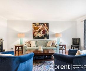 Living Room, 567 Churchill Park Dr