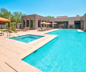 Pool, Legacy Apartments at Dove Mountain