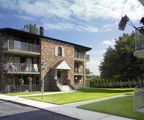 Building, Edgewater Apartments
