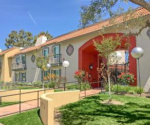 Building, Rancho Del Sol