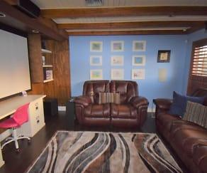 Living Room, 1250 Belmore Terrace