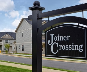 Community Signage, Joiner Crossing