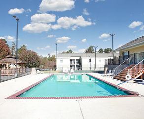 Pool, Summer Brooke Apartments