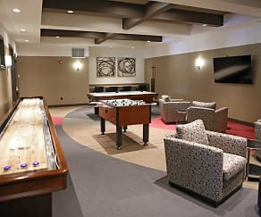 Gaming Center, Tuscany Apartments