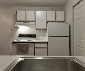 Kitchen, Wind Ridge