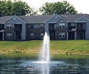 Building, Spring Lake