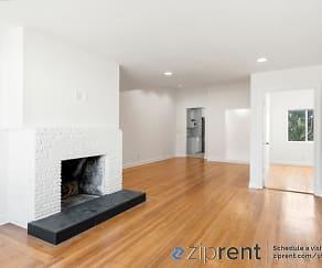 Living Room, 2137 E 23Rd St, A