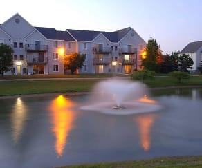 Lake, Cambridge Club Apartments