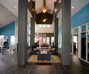 Brownstone Townhomes - Lobby, The Brownstone