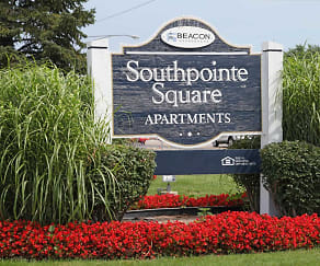 Community Signage, Southpointe Square