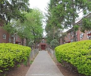 Building, Rosehill Gardens
