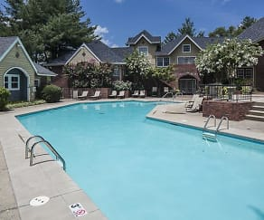Swimming Pool, Landmark at Wynton Pointe Apartment Homes