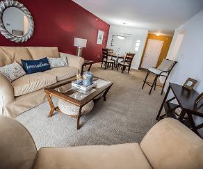 Living Room, Prentiss Pointe