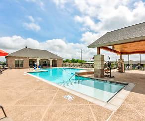 Pool, Thayer Point