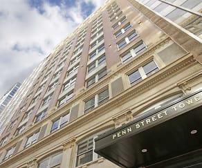 Building, Penn Street Tower