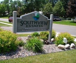 Community Signage, Southview Estates