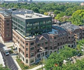Building, Hubbard Park Place