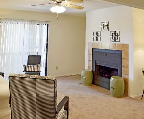 Living Room, Shenandoah Ridge