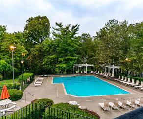 Pool, Nashboro Village Apartments