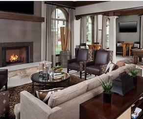 Living Room, Vue Castle Hills