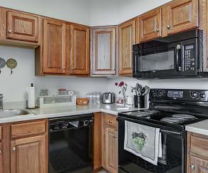 Kitchen, Gypsy Hill Place