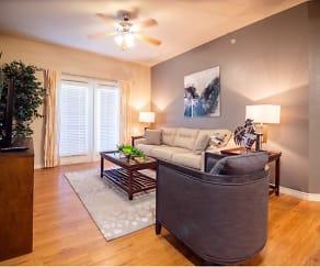Living Room, Advenir at Mayfield