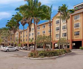 Building, Furnished Studio - Fort Lauderdale - Convention Center - Cruise Port