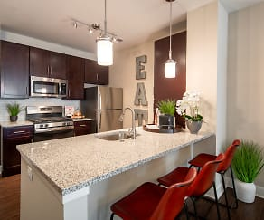 Kitchen, Enclave at Box Hill