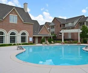 Pool, The Park Apartment Homes