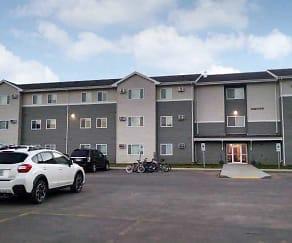 Building, Lignite Apartments