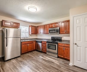 Kitchen, Avalon Townhouse Apartments