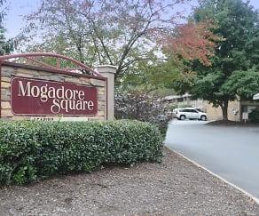 Community Signage, Mogadore Square