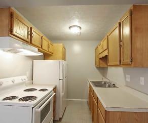 Kitchen, Lakeway Woods