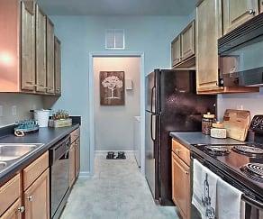 Kitchen, Abberly Woods